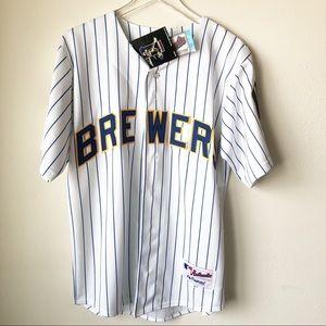 Ryan Braun Milwaukee Brewers All Star Game Jersey